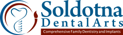 Soldotna Dental Arts logo